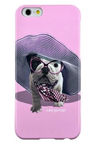 Cover til iPhone 6S / 6 Teo Jasmin Croisette