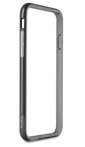 """Billede af Puro Bumper til iPhone 6 Plus med 5.5"""" skærm Sort"""