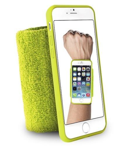 Billede af Armbånd / håndled til iPhone 6 Puro Running Wristband Lime
