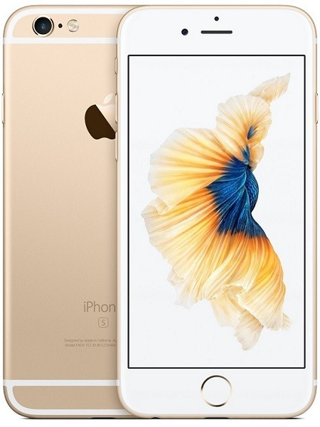 Image of   Apple iPhone 6S 32GB Guld