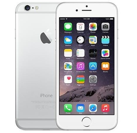 Image of   Apple iPhone 6S 32GB Sølv