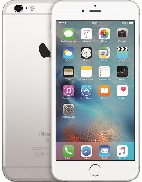 Image of   Apple iPhone 6S Plus 128GB Sølv