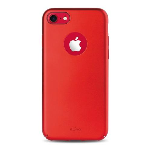 Billede af iPhone 7 Magnet Metallic finishing Cover Red