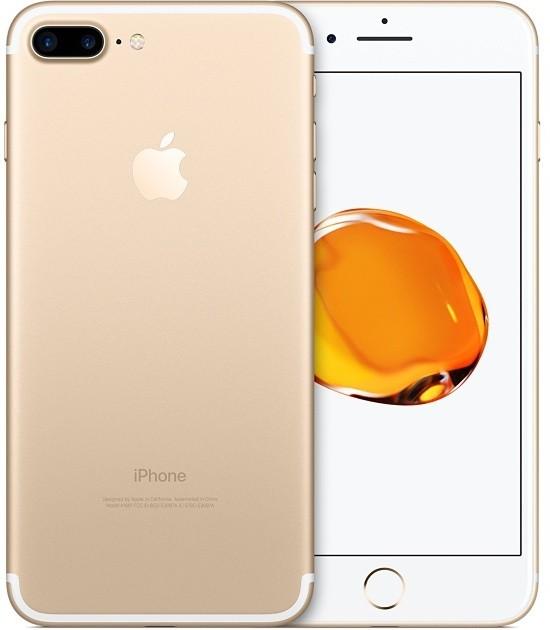 Image of   Apple iPhone 7 Plus 256GB Gold