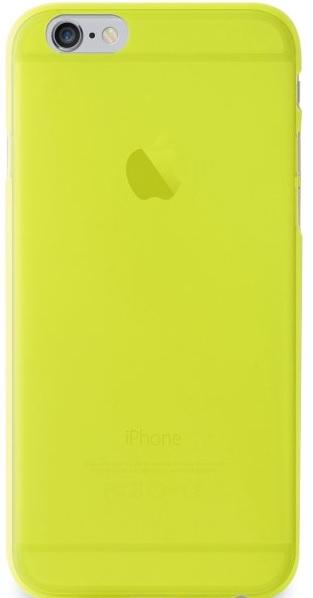 Billede af iPhone 7 silikone cover Puro Ultra-Slim 0.3 Lime