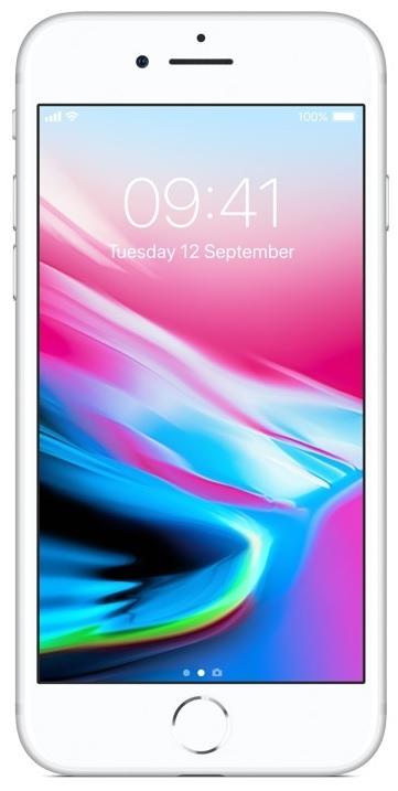 Image of   iPhone 8 64GB Sølv