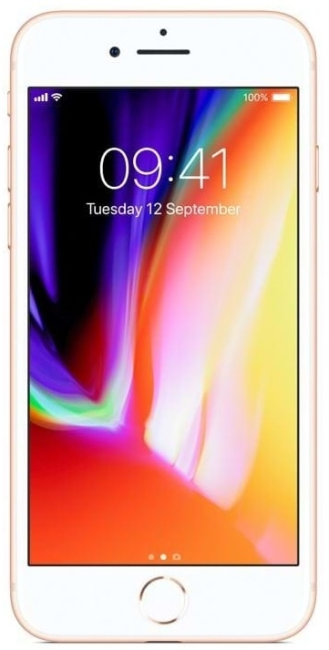 Image of   iPhone 8 64GB Guld