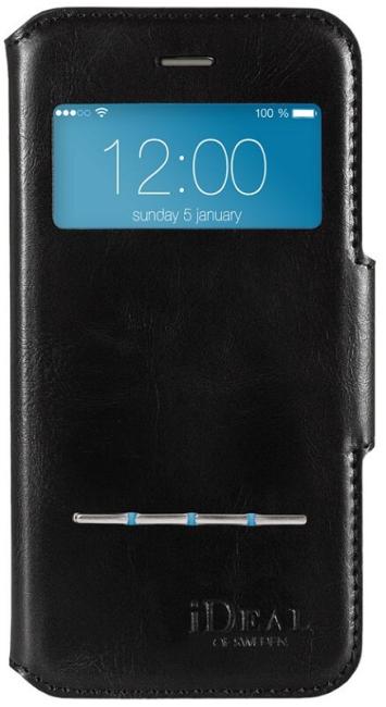 Billede af iPhone 8 / 7 / 6S Cover iDeal of Sweden 2-i-1 Swipe Wallet Sort