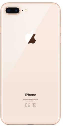 Image of   iPhone 8 Plus 256GB Guld