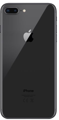 Image of   iPhone 8 Plus 256GB Space Grey