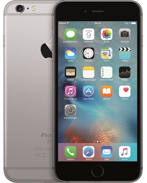 Billede af Apple iPhone 6S Plus 128GB Space Grey