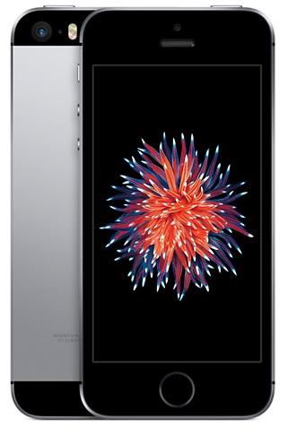Image of   Apple iPhone SE 32GB Space Grå