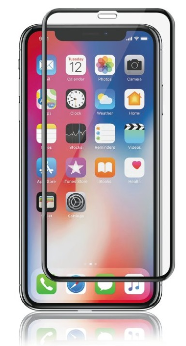 Image of   Essentials iPhone XR/11 Curved Glass sort