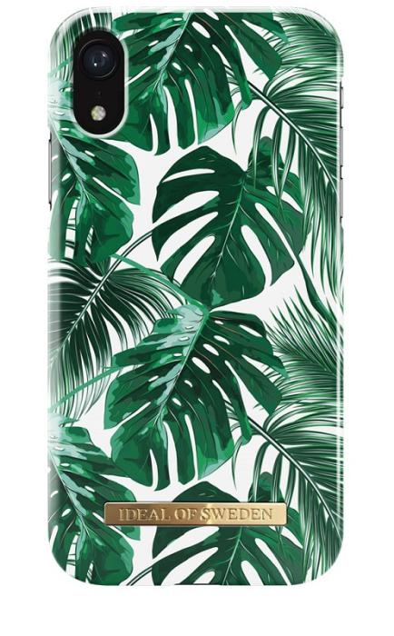Billede af iDeal of Sweden, iPhone XR Cover iDeal Fashion Case Monstera Jungle