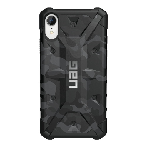 Image of   iPhone XR Pathfinder cover Midnight Camo