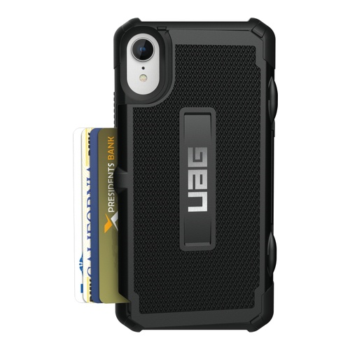 Image of   iPhone XR Trooper Card cover sort