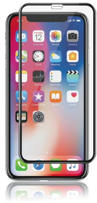 Image of   Essentials iPhone XS Max/11 Pro Max Curved Glass sort