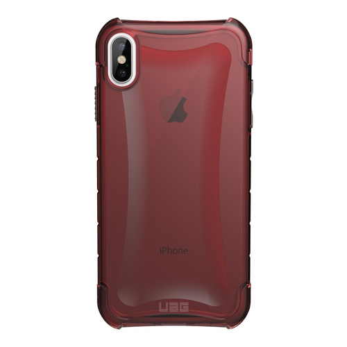 Image of   iPhone XS Max Plyo cover Crimson