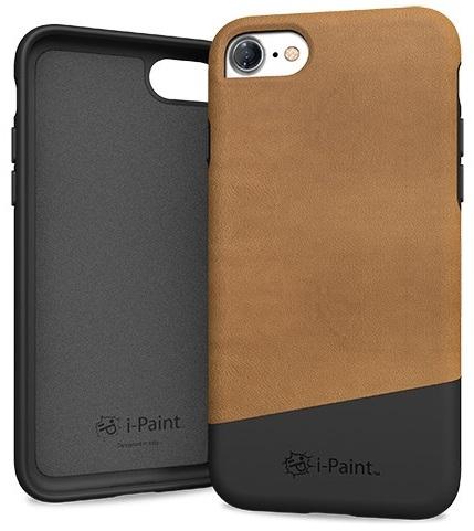 Billede af iPhone 7 Læder Cover Fra i-Paint Brunt