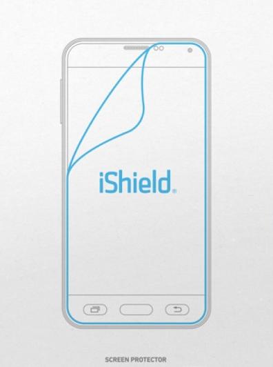 Billede af Copter iShield Sikkerhedsglas til Samsung Galaxy J3 (2016)