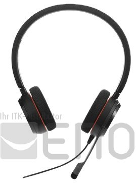 Image of   JABRA EVOLVE 20 UC STEREO (STEREO UC)