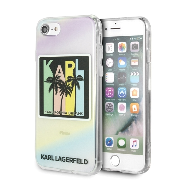 Image of   Karl Lagerfeld - Karlifornia Dreams Palms - Apple IPhone 6/6s/7/8