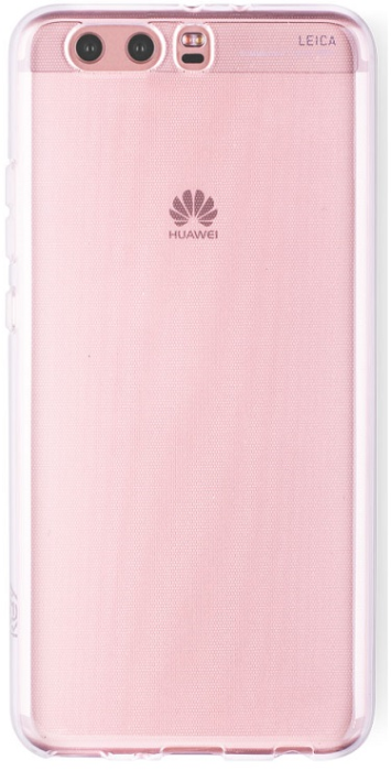 Image of   KEY CORE CASE SOFT GRIP (HUAWEI P10 CLEAR)