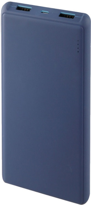 Image of   KEY POWER BANK MAYA 10000MAH (2.1A 1X USB LI-POLY NAVY BLUE)