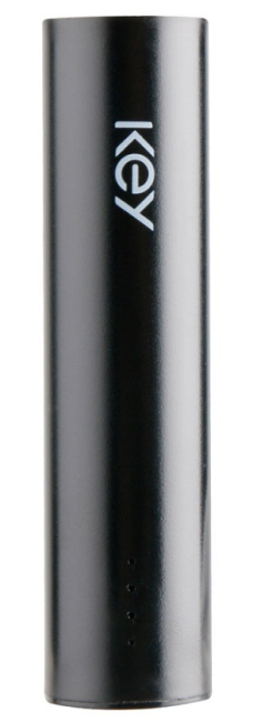 Image of   Key Universal Powerbank 2000 mAh 1A Sort