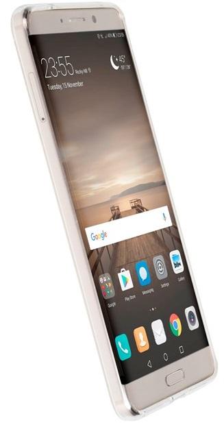 Image of   Krusell Bovik Silikone Cover til Huawei Mate 9 Pro Transparent