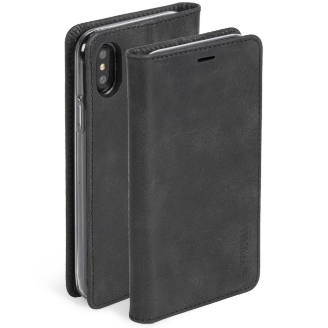 Krusell Sunne 4 Card Folio Apple iPhone XS/X : Krusell Sunne 4 Card Folio Apple iPhone XS/X Black
