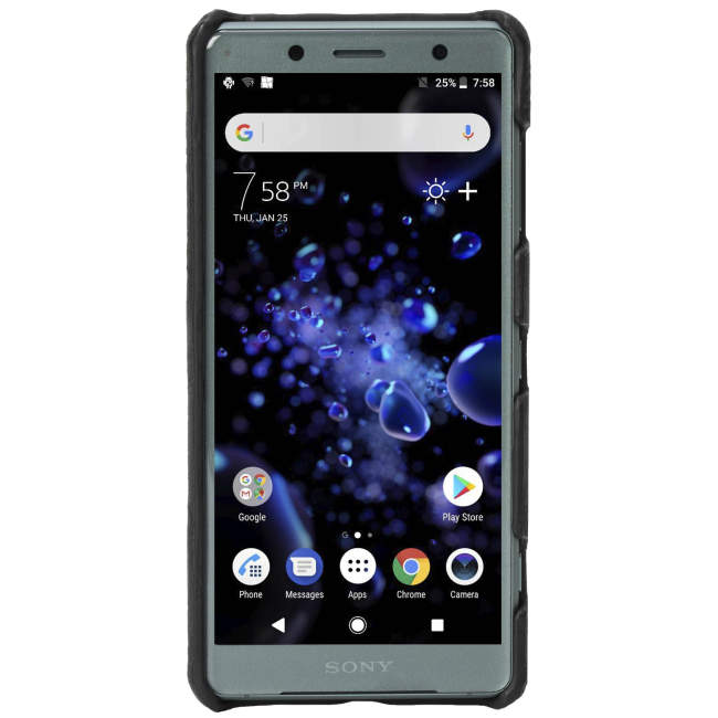 Billede af KRUSELL SUNNE COVER (SONY XPERIA XZ2 COMPACT BLACK)