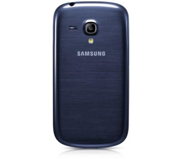 Billede af Originalt Samsung i8190 Galaxy S3 mini battericover - Blå