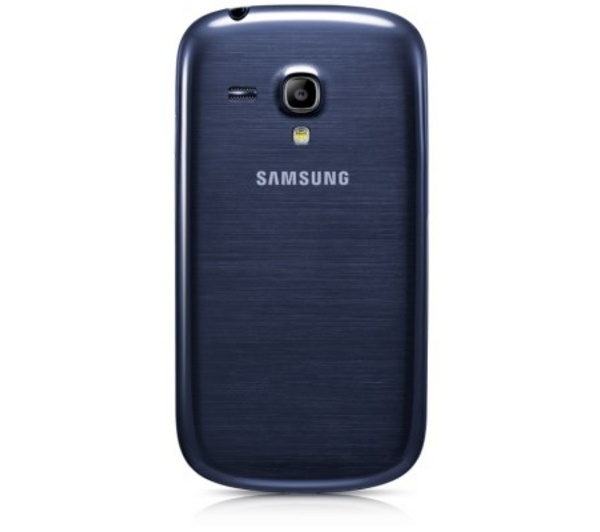 Image of   Originalt Samsung i8190 Galaxy S3 mini battericover - Blå