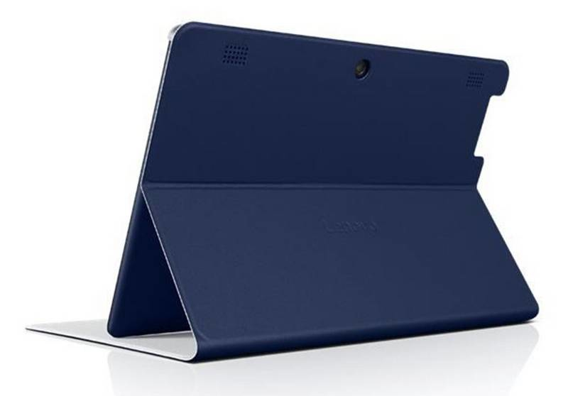 Image of   LENOVO TAB2 A10-30 FOLIO CASE (&FILM BLUE)