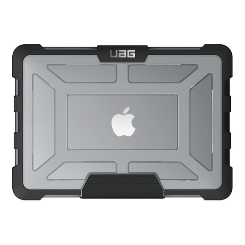 Image of   Macbook Pro 13 UAG Composite Case Clear/Black