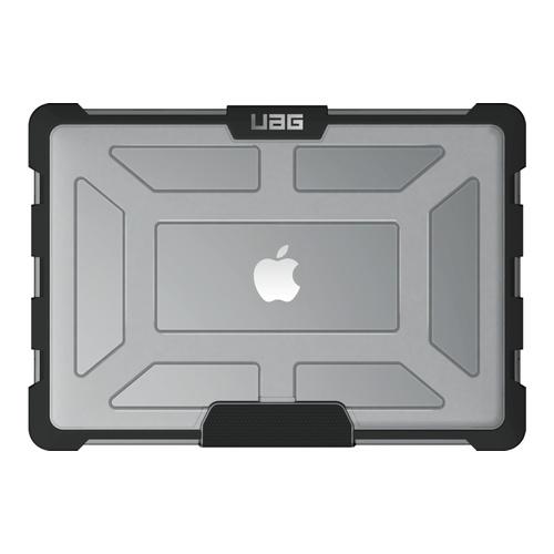 Image of   Macbook Pro 15 Plasma Case transparent/sort