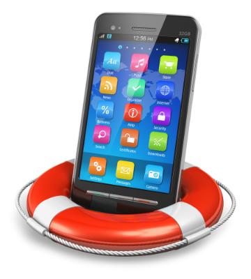 Billede af 2 års forsikring af mobiltelefon. Telefonens værdi: 2.501 - 5.000 kr.