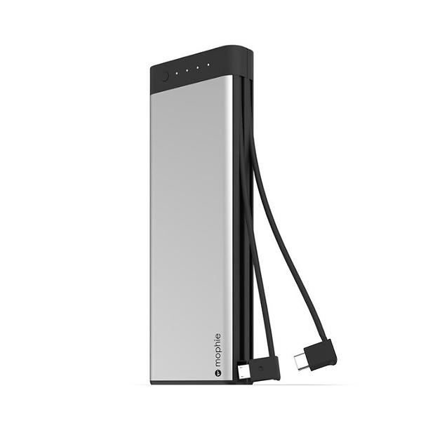 Image of   Mophie - Encore Plus Rechargable - Power Bank - USB C - 10.000mAh - Black