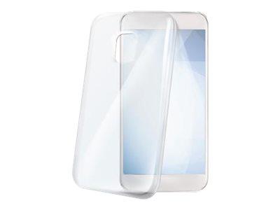 Billede af Motorola Moto G6 Celly Gelskin TPU Cover Gennemsigtig