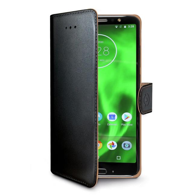 Billede af Motorola Moto G6 flipcover Celly Wally Case