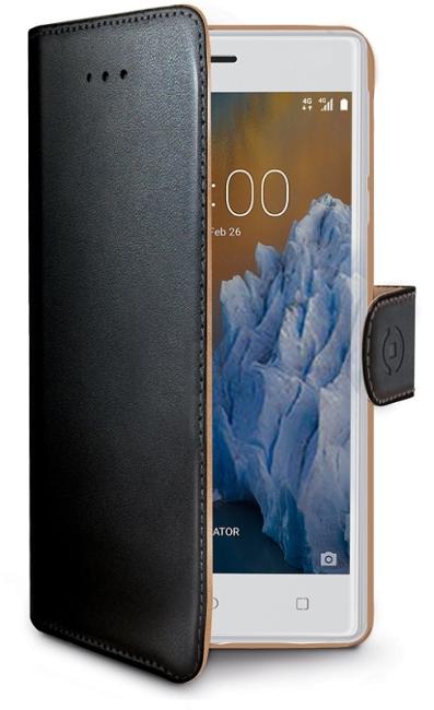 Billede af Nokia 3 flipcover Celly Wally Case