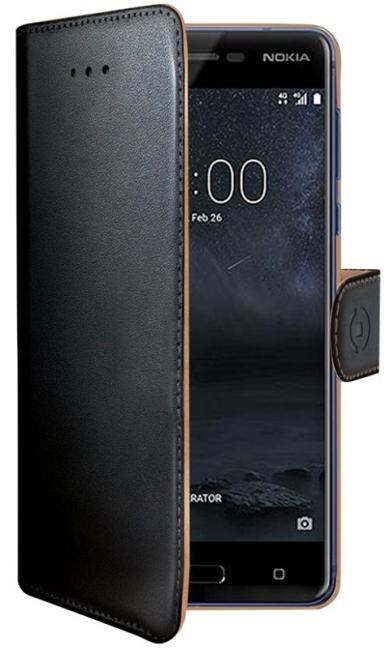 Billede af Nokia 5 flipcover Celly Wally Case