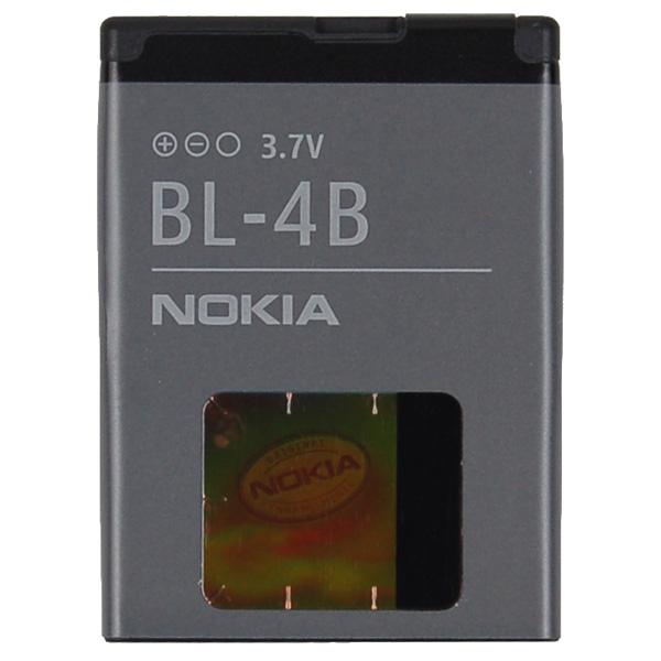 Billede af Nokia BL-4B batteri Originalt
