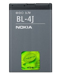Billede af Nokia BL-4J batteri til Nokia C6-00 Originalt