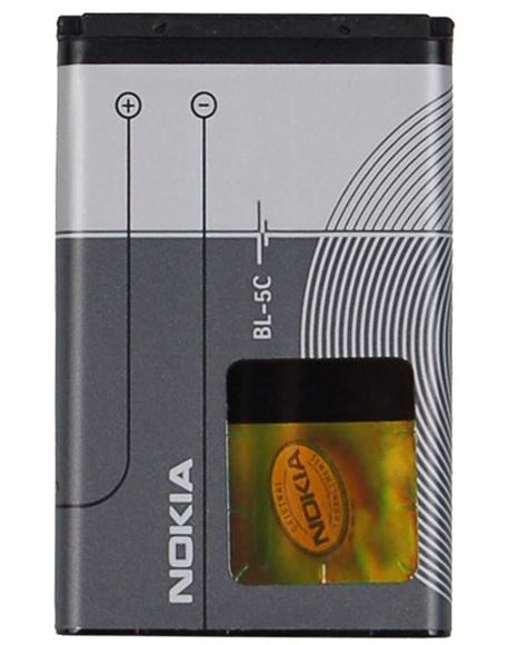 Billede af Nokia BL-5C batteri Originalt