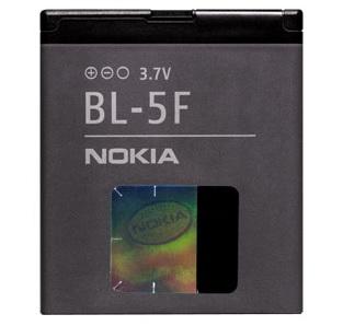 Billede af Nokia BL-5F batteri Originalt