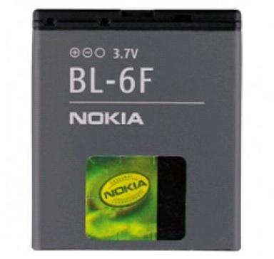 Billede af Nokia BL-6F batteri Originalt