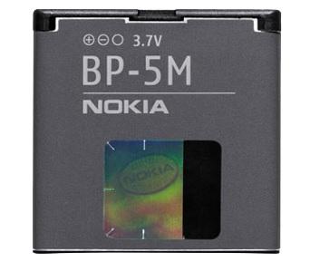 Billede af Nokia BP-5M batteri originalt