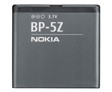Billede af Nokia 700 batteri BP-5Z originalt